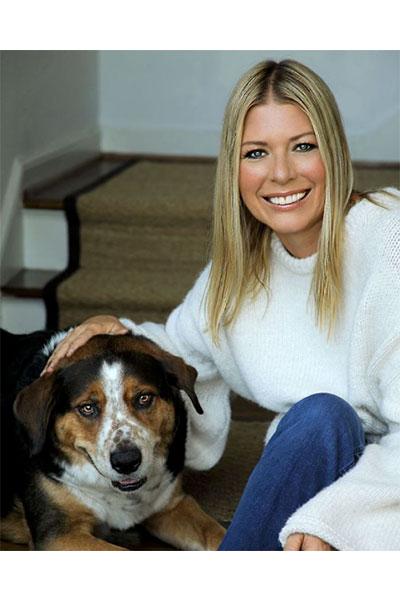 tobi tobin and her dog theo
