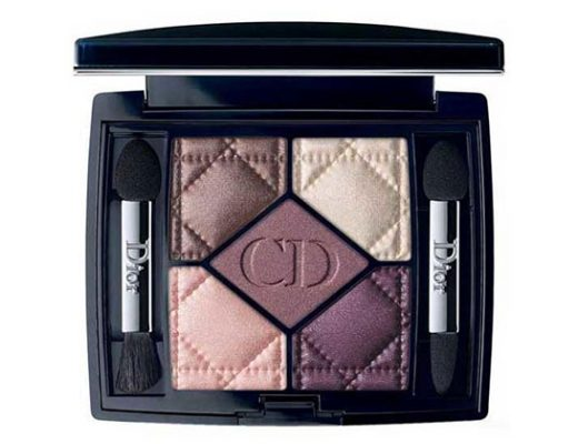 dior 5-couleurs eyeshadow palette in victoire