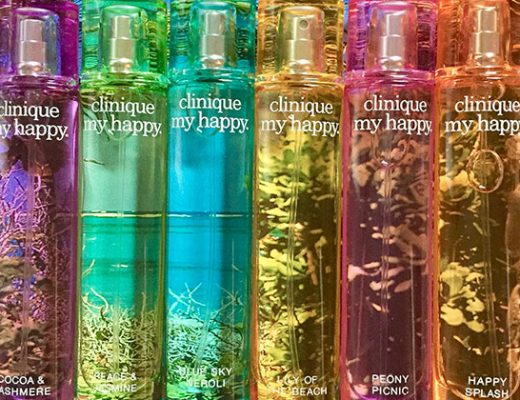 Clinique my happy