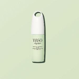 shiseido waso quick matte moisturizer oil free