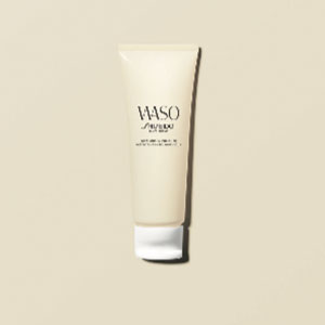 shiseido waso softy and cushy polisher