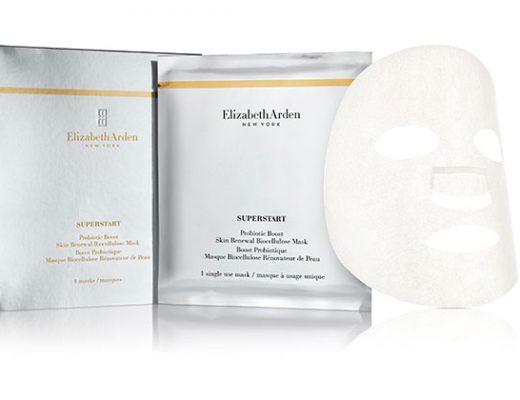elizabeth arden superstart probiotic boost skin renewal mask