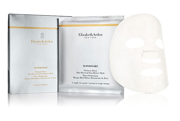elizabeth arden superstart probiotic boost skin renewal mask