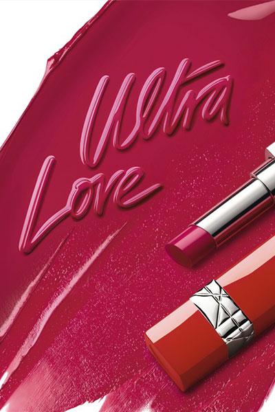 Dior Ultra Rouge in Ultra Love
