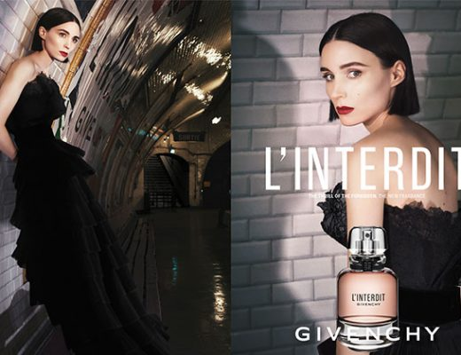 givenchy l'interdit fragrance ad