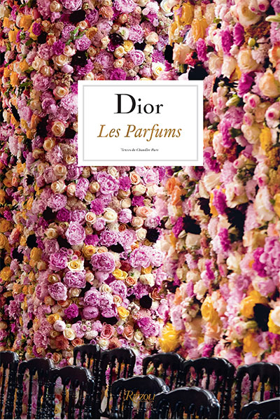 dior les parfums book