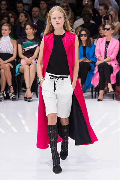 spring 2015 Dior