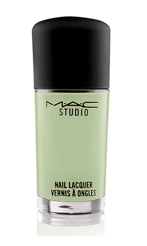 mac nail lacquer in All Dolled Up