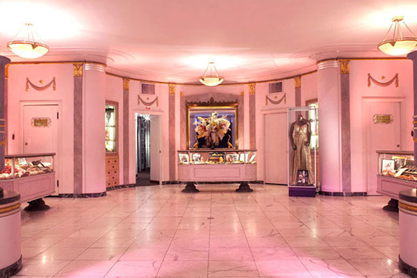 max factor museum lobby