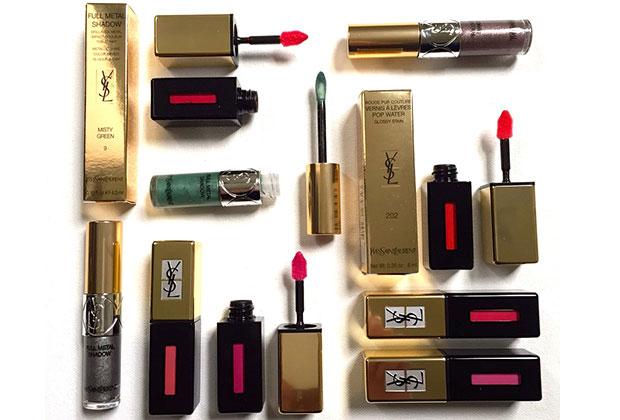 ysl couture splash collection