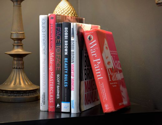 six great beauty books