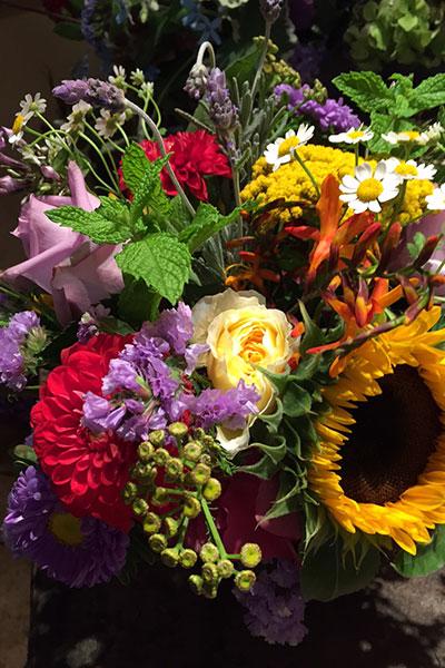 twigery flower arrangement carmel california
