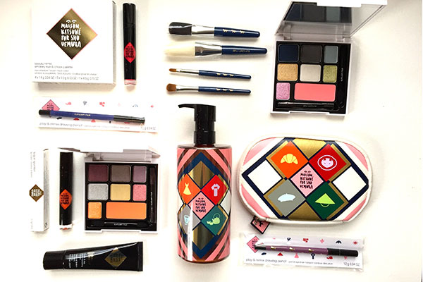 shu uemura holiday collection 2015