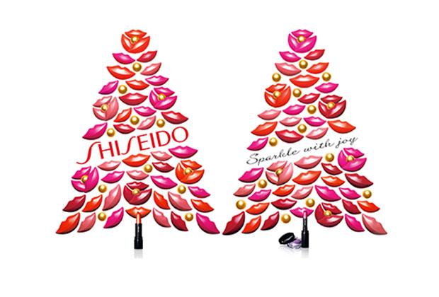shiseido sparkle with joy