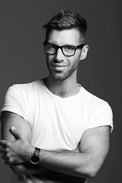 guerlain international makeup artist maxime poulin