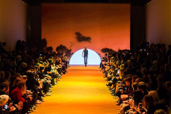 mugler fall 2016 fashion show