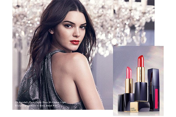 estee lauder pure color envy hi-lustre lipstick ad