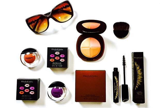 arden tropical escape bronzing collection
