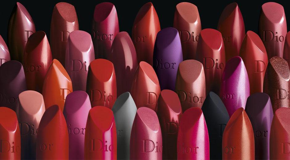 Rouge Dior Lipsticks