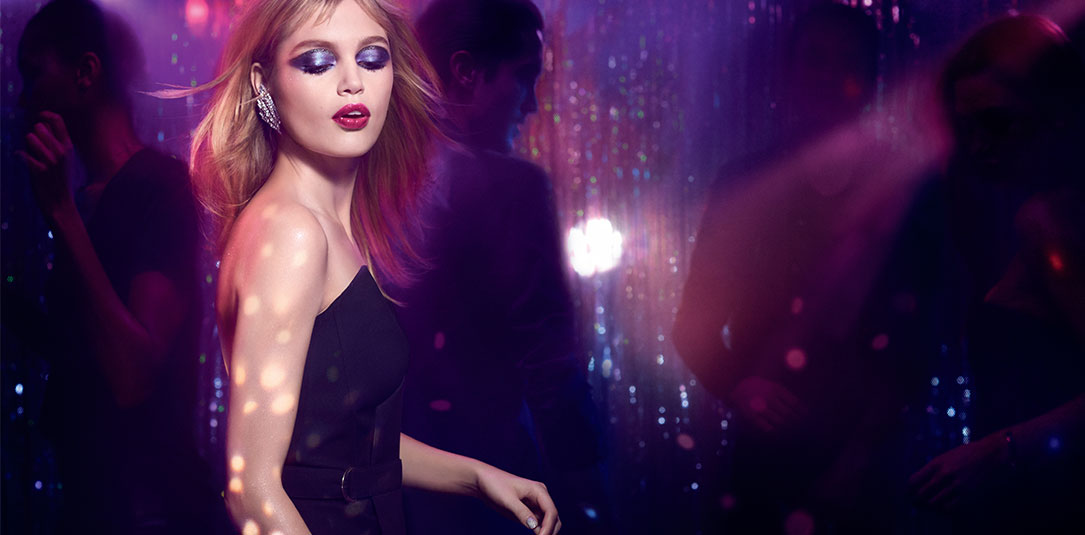 YSL Night 54 Collection model image