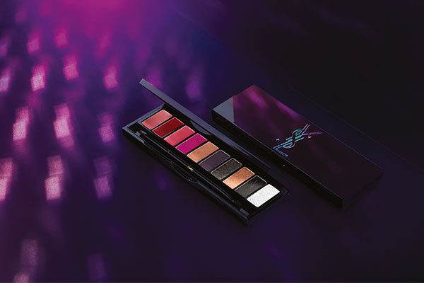 ysl couture variation lip and eye palette