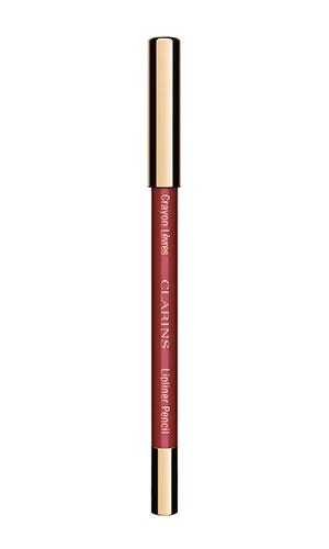 clarins lipliner pencil in roseberry