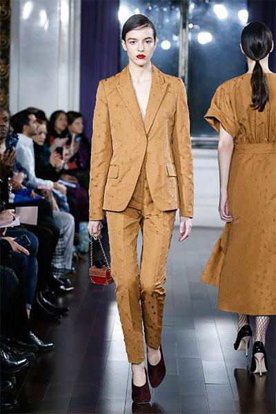 jason wu fall 2017 fashion look