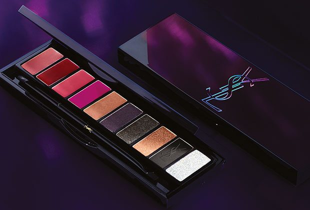ysl couture variation lips & eyes collector edition palette