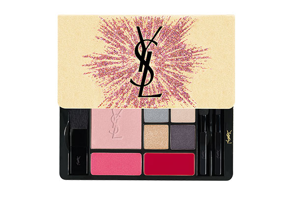 ysl holiday look palette