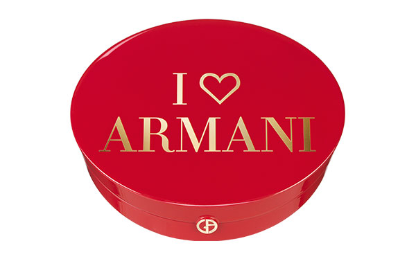 I love armani palette
