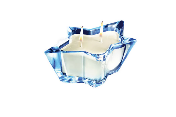 mugler angel deluxe candle