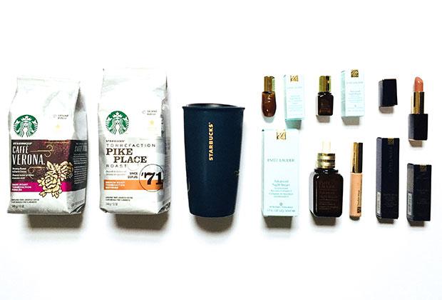 #StarbucksAtHome Night Owl + Estee Lauder Advanced Night Repair