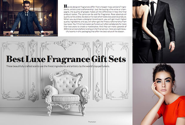 best luxe fragrance gift sets