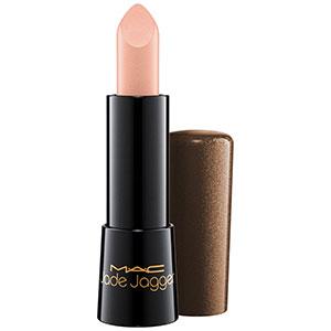 mac mineralize rich lipstick in opal beach