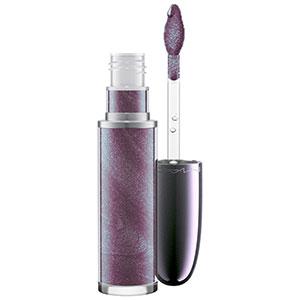 mac grand illusion liquid lipcolour in sensory overload
