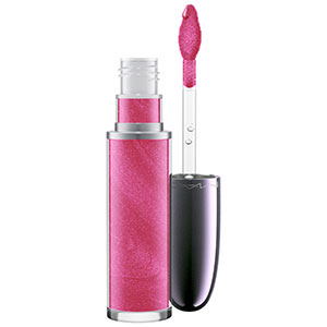 mac grand illusion liquid lipcolour in pearly girl