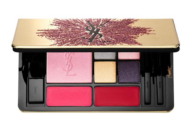 ysl dazzling lights complete makeup palette