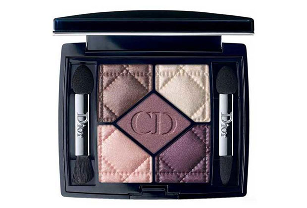 dior 5-couleuers eye palette in victoire