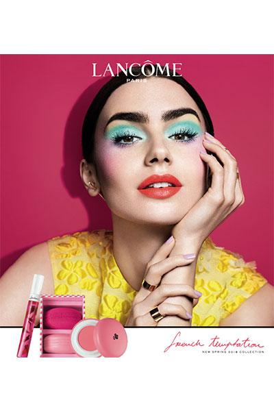 lancome spring temptation makeup collection 2018