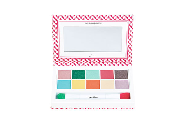 lancome eye sugar palette