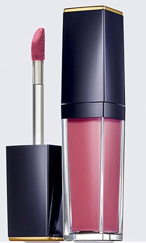 estee lauder pure color envy paint-on liquid lipcolor in pink zodiac
