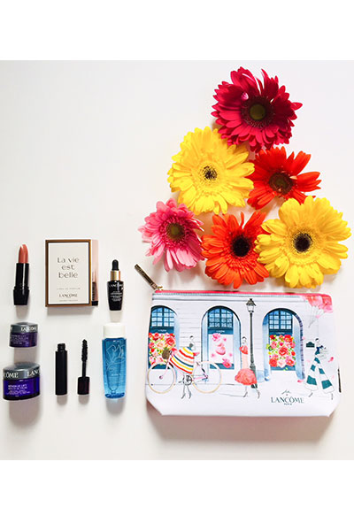 lancome spring gift with purchase