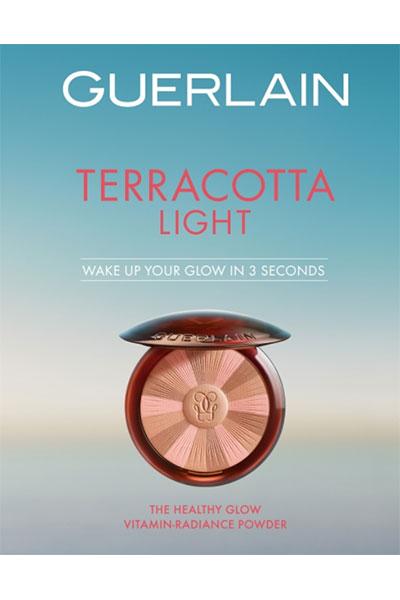 guerlain terracotta light ad