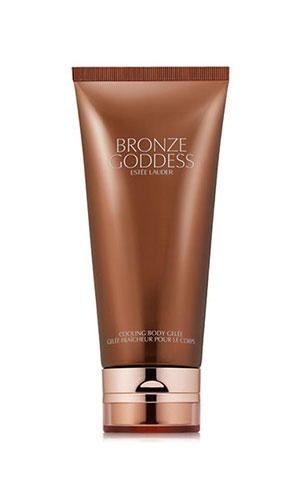 estee lauder bronze goddess illuminating powder gelee in heat wave
