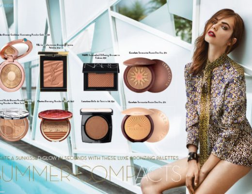 summer bronzing palettes