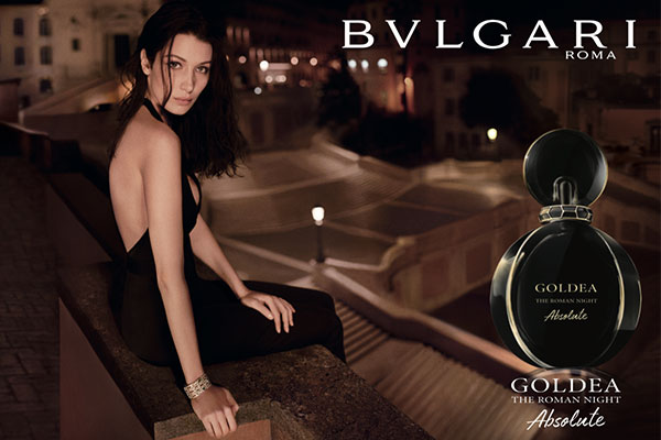bvlgari goldea the roman night absolute ad