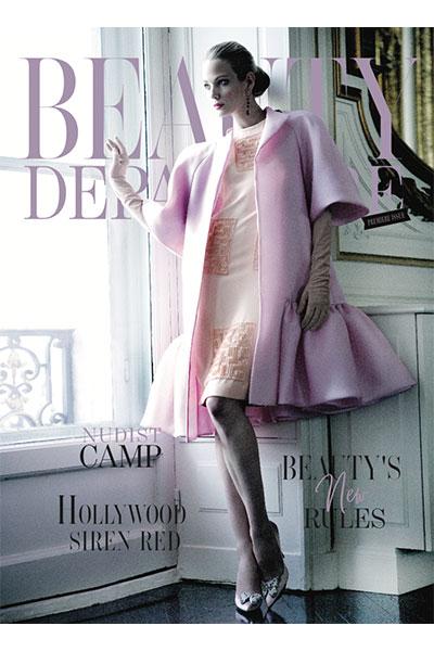 beauty departure magazine