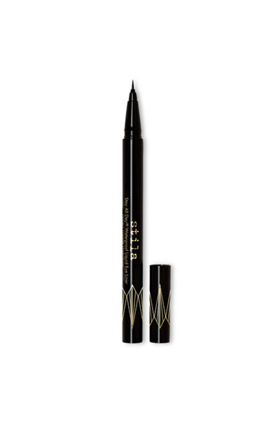 stila stay all day waterproof liquid eye liner in black