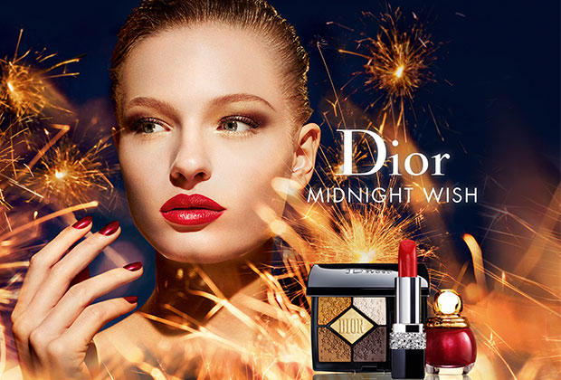 Dior Midnight Wish makeup collection