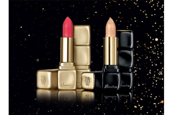 guerlain cosmic beauty kisskiss lipsticks